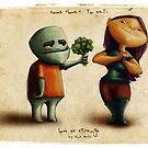Love Es Strange by Nina Mata