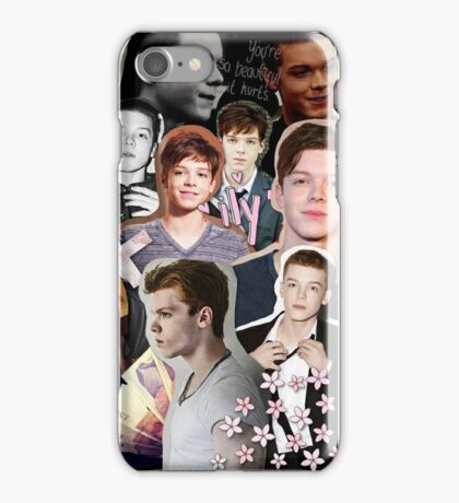 cameron monaghan montage iPhone Case/Skin