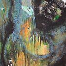 Nude /Face - Bernard Lacoque by ArtLacoque