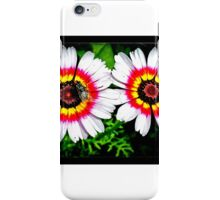 Nature's Two Turntables iPhone Case/Skin