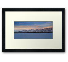 A Bountiful Winter Framed Print
