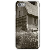 Acadian Cottage iPhone Case/Skin