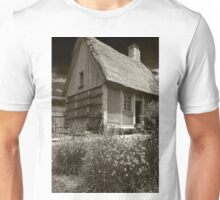 Acadian Cottage Unisex T-Shirt