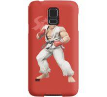 Ryu Punches In Samsung Galaxy Case/Skin