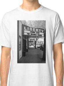 Movie Theater, Dayton, Washington Classic T-Shirt