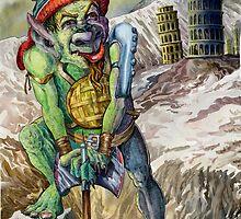 War Goblin by Iaberius al-Karawan