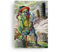 War Goblin Canvas Print