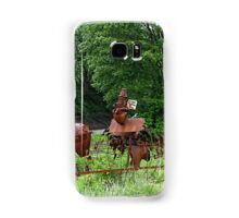 More sculptures in the park Samsung Galaxy Case/Skin