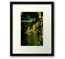 4th St. Framed Print