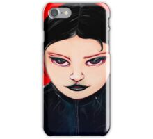The Dark Passenger iPhone Case/Skin