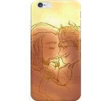 love like the morning sun iPhone Case/Skin