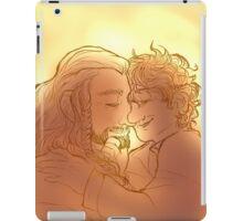 love like the morning sun iPad Case/Skin