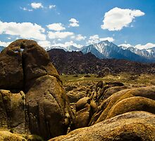 Heart Arch, Alabama Hills by Justin Mair