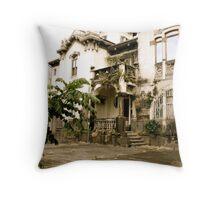 Barrio Amon home Throw Pillow