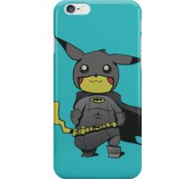 Bat Pikachu iPhone Case/Skin
