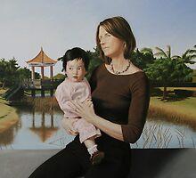 Barb and Isla by seidai