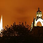 Night in Old Aberdeen by christopher363