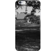 Strolling through Grand Pre iPhone Case/Skin
