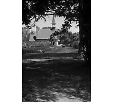 Strolling through Grand Pre Photographic Print