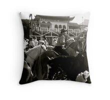 Tico Cowboys Throw Pillow