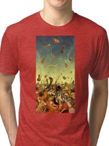 Instruments Of Mass Seduction Tri-blend T-Shirt