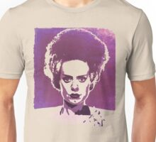 Bride of Frankenstein Unisex T-Shirt