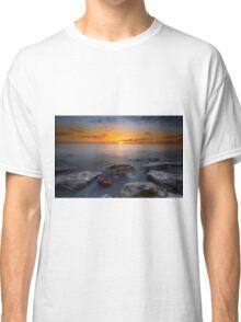 Hunstanton sunset Classic T-Shirt