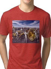 Songs Waiting To Be Played Tri-blend T-Shirt