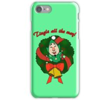 Tingle All the Way iPhone Case/Skin