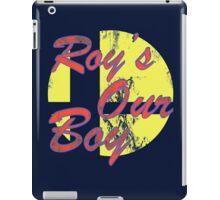 Roy's Our Boy iPad Case/Skin