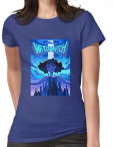 Lapis Lazuli Water Witch Womens Fitted T-Shirt