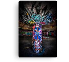Cool Brittannia Canvas Print