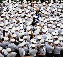 White Hats by pangea