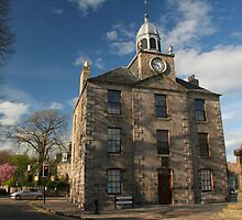 Old Townhouse, Old Aberdeen by christopher363