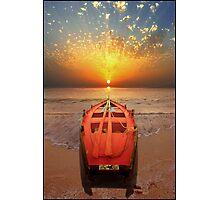 I Follow the Sun Photographic Print