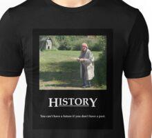 Life's Lesson 6 - History Unisex T-Shirt