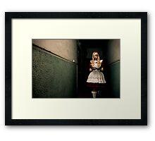 The Nurse's Gift Framed Print