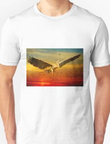 The arrival and the reuinion Unisex T-Shirt