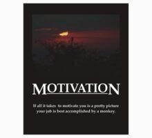 Life's Lesson - Motivation Kids Tee