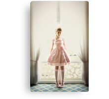 Angelic Princess Canvas Print