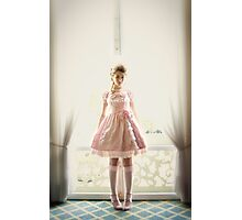 Angelic Princess Photographic Print