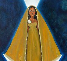 Matriarch Madonna by KANSart