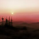 Sunrise - Mt. Kearsarge, N.H. by T.J. Martin