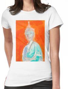 Inner city girl Womens Fitted T-Shirt