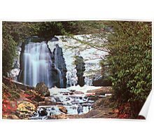 MEIGS FALLS,WINTER Poster