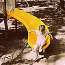 Down The Yellow Slide  by Nicole DeFord