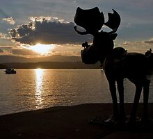 Coeur D'Alene by Harv Churchill