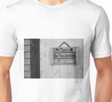 Closed...For The Season Unisex T-Shirt