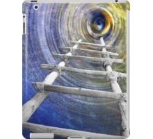 Follow in the Footsteps iPad Case/Skin