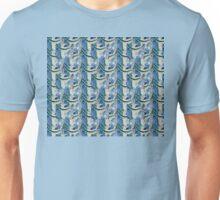 Blue Ice... Duvet  and More Unisex T-Shirt